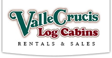 Valle Crucis Log Cabins - Rentals & Sales